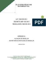 PLAN+ESTRATÉGICO+DE+SEGURIDAD+VIAL+Universidad+de+Antioquia