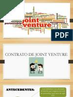 JOINT-VENTURE-Grupo 09- Derecho Mercantil I