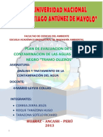 Informe Final de La Cuenca Del Rio Olleros