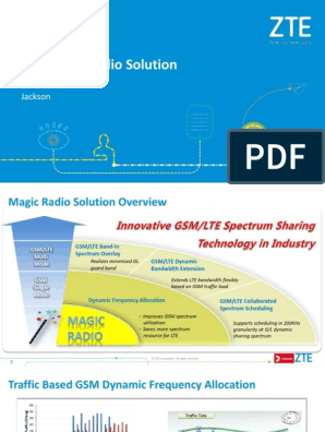 GL_ZTE Magic Radio Solution | Lte (Telecommunication) | Gsm