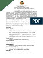 Bibliografia RESIBOL