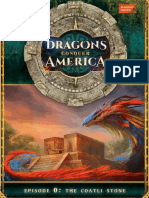 Burning Games Dragons Conquer America the Coatli Stone V1.3