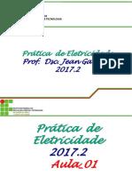 Aulas 01 de 2017