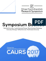 2017 Abstract Booklet