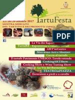 Tartufesta_programma