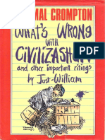 Richmal Crompton - What's Wrong With Civilizashun