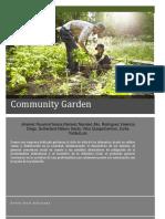 Comunity Garden