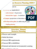 Need, Importance, Objectives of HRP