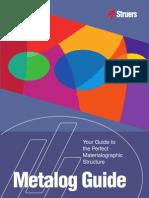 Metalog Guide English