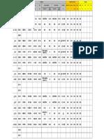 Plano de Soldagem (Padrao Geral - Dados Das Eps Do Sistema)