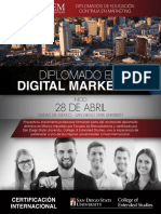 Brochure Diplomado Digital Marketing Abril2017 SD