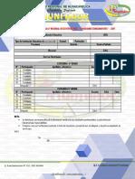 Ficha de Inscripcción