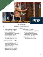 Referencias Vida y Ministerio Cristianos Del 17 Al 23 de Julio 2017