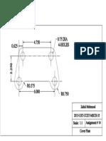 CAD Assignment 14-Model