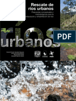 Rescate de ríos urbanos