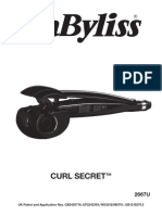 Babyliss Manual