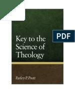 Libro Llave a La Ciencia de La Teología Por Parley p. Pratt (1)
