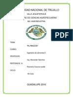 Practica de Laboratosrio Filtracion - Ingenieria de Alimentos 2 - UNT VJ