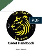 az941 cadet handbook version 9 20 september 17