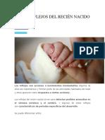 LOS 12 REFLEJOS DEL RECIÉN NACIDO.docx