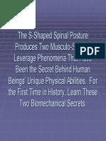 Secrets of Human Movement