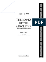 02 Books of the Apocrypha - A Reformed Druid Anthology