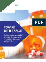 Toward Better Value