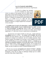 2014 IPIS Icono Trinidad Andrei Rublev