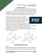 Teoria de Proyección y El Punto_Agosto Del 2017