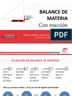 BALANCE DE MATERIAcon reacción 2017.pdf