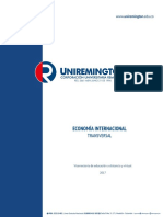 Economía Internacional