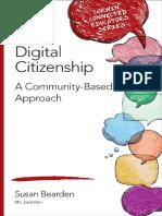 Digital Citizenship a Community-Based Approach