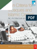 designcriteriaformosquesandislamiccentersartarchitectureandworship-maxawy-170724051659