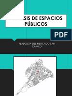 Analisis de San Camilo Ultimo