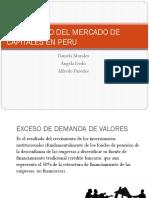 Desarrollo Del Mercado de Capitales en Peru