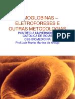 Eletroforese de Hemoglobina