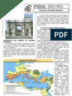 História - Pré-Vestibular Impacto - A Formação do Mundo Ocidental