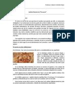 Análisis Literario de El Cuervo