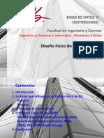 Diseño Físico de Base de Datos
