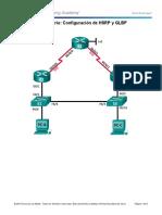 2.4.3.4 Lab - Configuring HSRP and GLBP.pdf