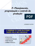Palestra - PPCP