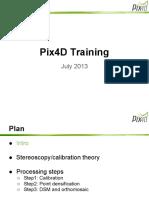 Pix4D+training