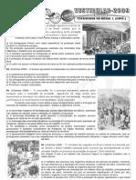 História - Pré-Vestibular Impacto - Escravidão no Brasil I - Exercícios