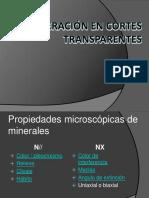 Class 9 - Alteracion en Cortes Transparentes 1