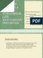 Peranan Pancasila Bagi Pengembangan Kebudayaan Indonesia
