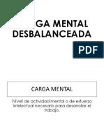 Carga Mental Clinica de Parejas