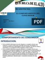 Mat. Mercadotecnia- Comportamiento Del Consumidor