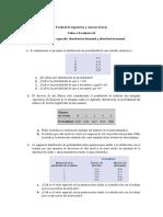 Taller 2 Estadística II