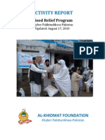 Activity Report- AKF-17 Aug 2010