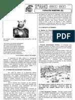 História - Pré-Vestibular Impacto - Expansão Marítimo-Comercial Européia Séculos XV-XVI 02